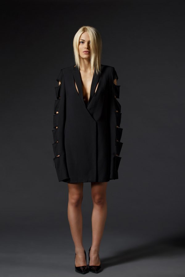 Black_Blazer_Dress_With_Cut_Out_Sleeves_01