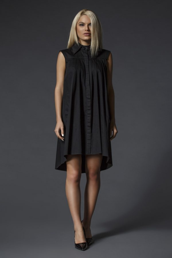 Black_Shirt_Dress_With_Removable_Collar_01