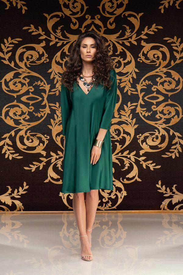 Leilah-dress-silk-dress-short-dress-silk-must-have-elegant-dress-evening-dress-prom-dress-summer-dress-trend-green-dress-stylish-clothing-women's-wear–(2)