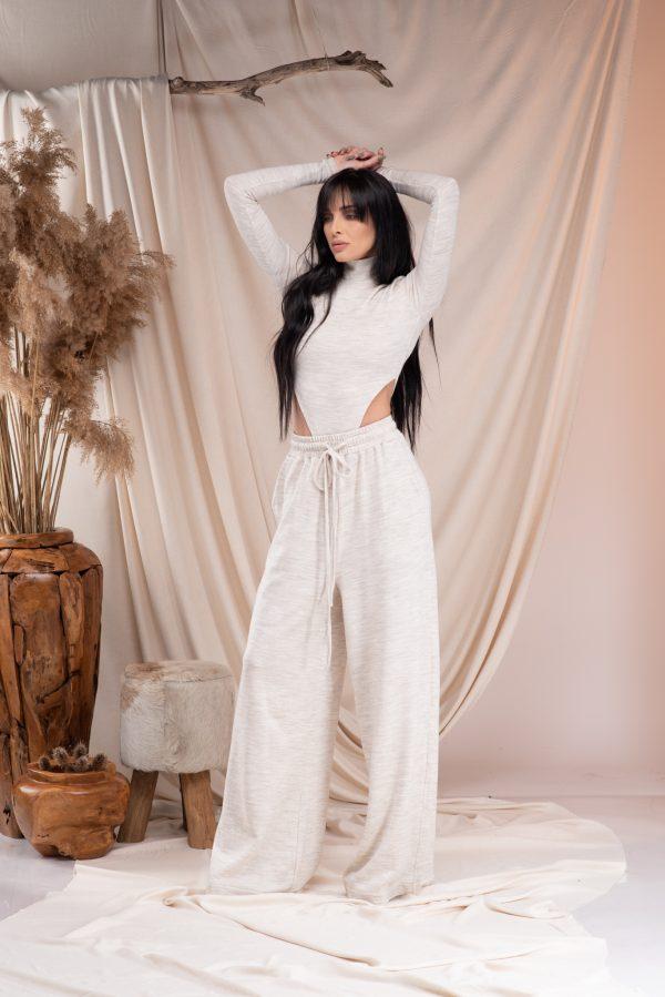 Bodysuit Borat polo Iris trousers