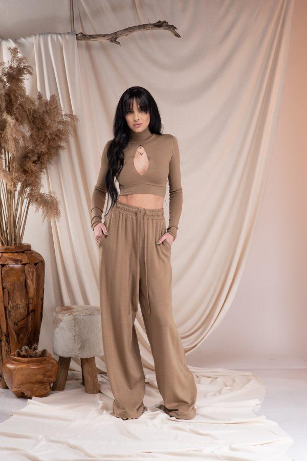 Monique blouse Iris trousers
